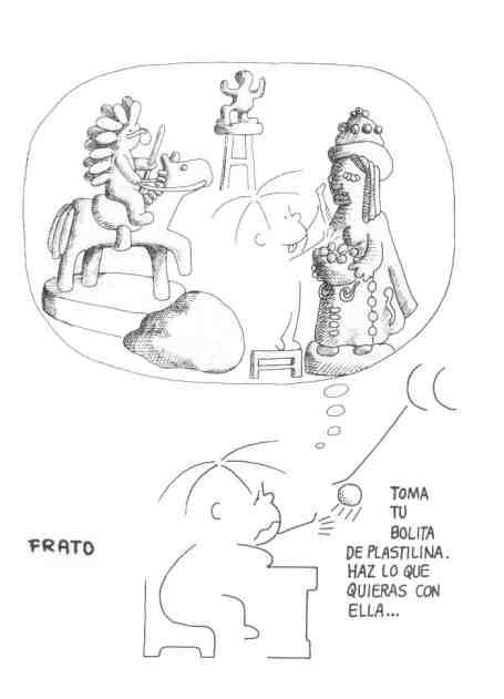 Frato, Francesco Tonucci, con ojos de niño