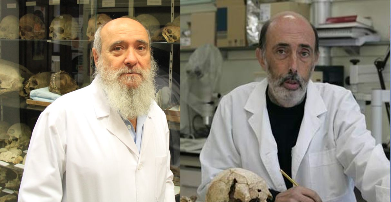 Miguel Botella y Francisco Etxeberr�a, dos de los mejores antrop�logos forenses del mundo