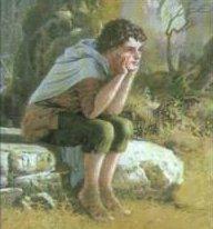 Frodo, by  Ted Nasmith