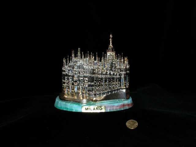 El Duomo. Milán.
